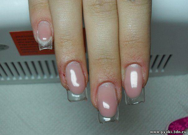 +как рисовать цветы +на ногтях