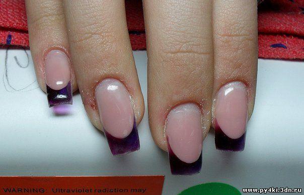 блеск ногти