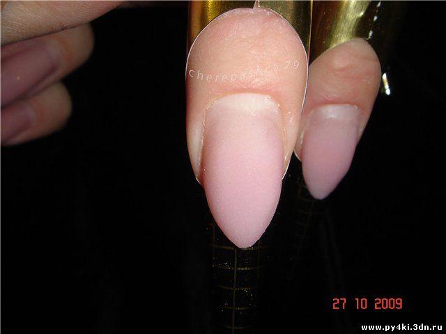 ногти акрил +или гель