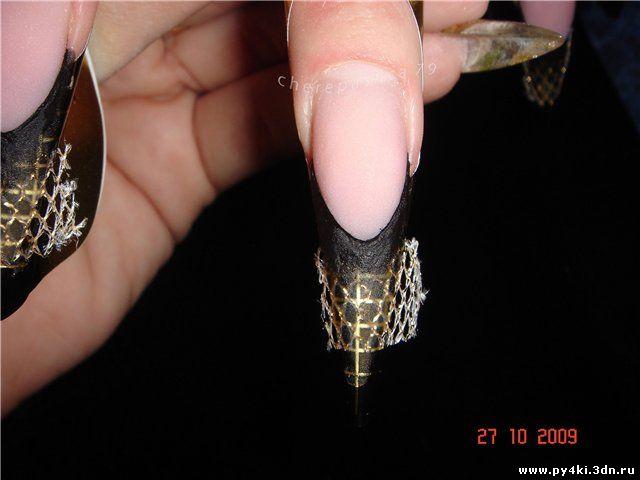 наращивание ногтей гелем +или акрилом