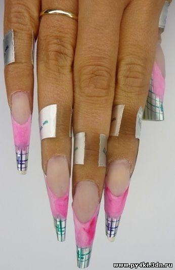 свадебные рисунки +на ногтях фото
