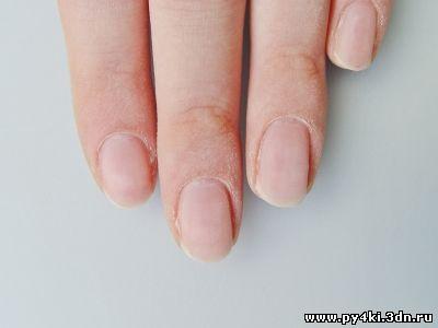 Нежные ногти для лета