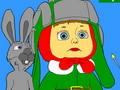 Флеш-Игры Онлайн игра Маша и медведь