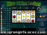 Флеш-Игры Онлайн игра Однорукий бандит (игровые автоматы) Zodiacal Automat