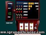 Флеш-Игры Онлайн игра Однорукий бандит (игровые автоматы) Slot machine