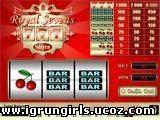 Флеш-Игры Онлайн игра Однорукий бандит (игровые автоматы) Royal Sevens Slots