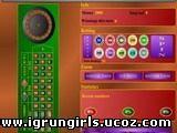 Флеш-Игры Онлайн игра Рулетка - Roulette v.1.0